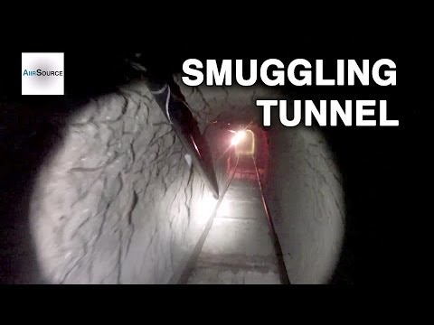 Feds Discover Massive Cross-Border Drug Tunnel South of San Diego