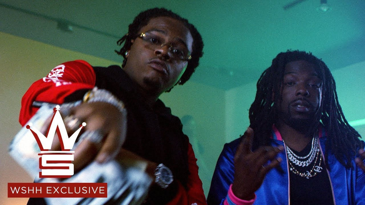 "Young Scooter Feat. Gunna & Yung Bans ""New Hunnids"" (Official Music Video)"