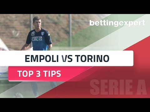 Torino vs empoli betting expert is betting legal in usa