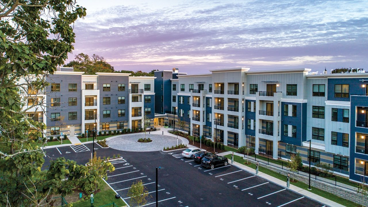 Oak Row Brand New Luxury Apartments