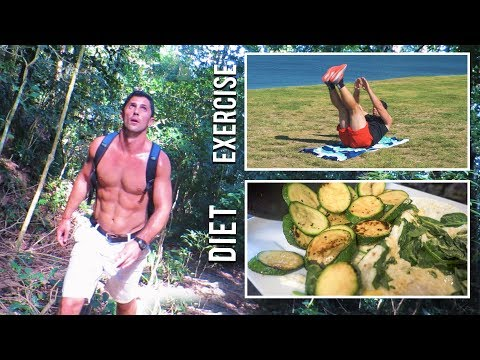 How I Stay Fit While Traveling ��My Health, Diet, & Workout Routine