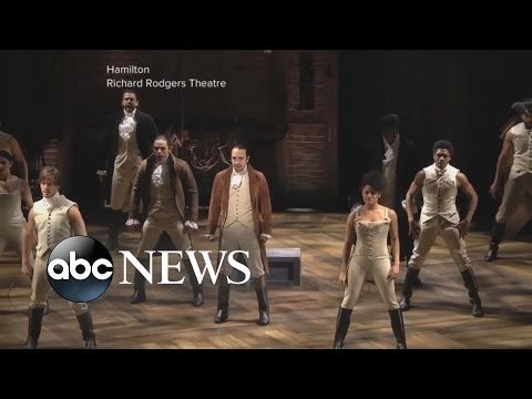 'Hamilton' Audition | Thousands Show Up for the Broadway Hit