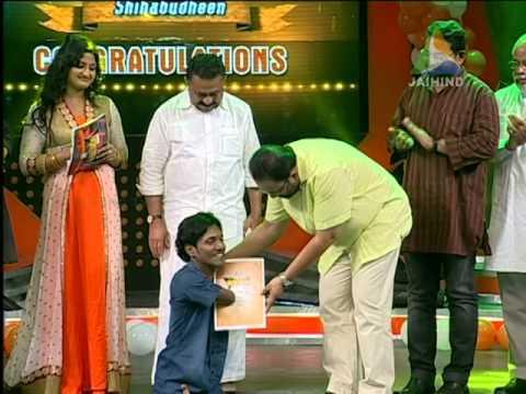 Yuvatharam Winner, Jaihind TV, 10-03-14