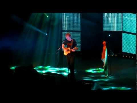 Ed Sheeran Small Bump live o2 Dublin