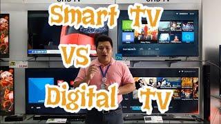 ทำความเข้าใจระหว่าง SMART TV กับ Digital แตกต่างกันอย่างไร