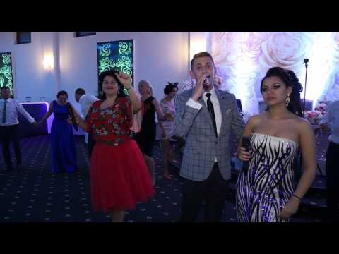 Claudia Ionas , Daniel Ilie, Diana Selagea si Florin Ionas- Live - Nunta 2017 ( Raul si Ana)