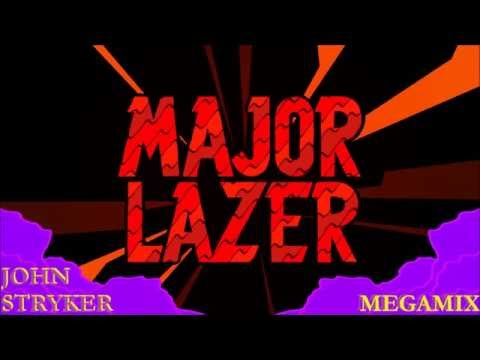 MEGAMIX - Major Lazer 2016 mix (all their songs ever made)