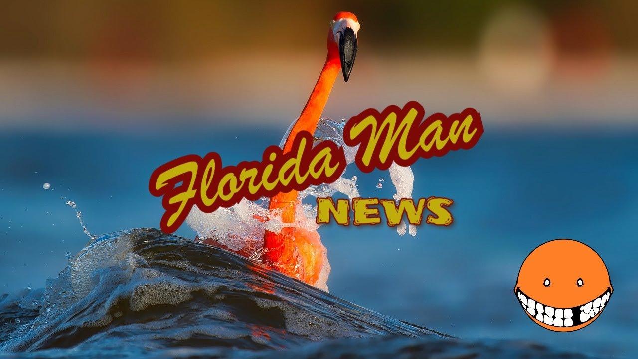 Florida Man News 4th Edition