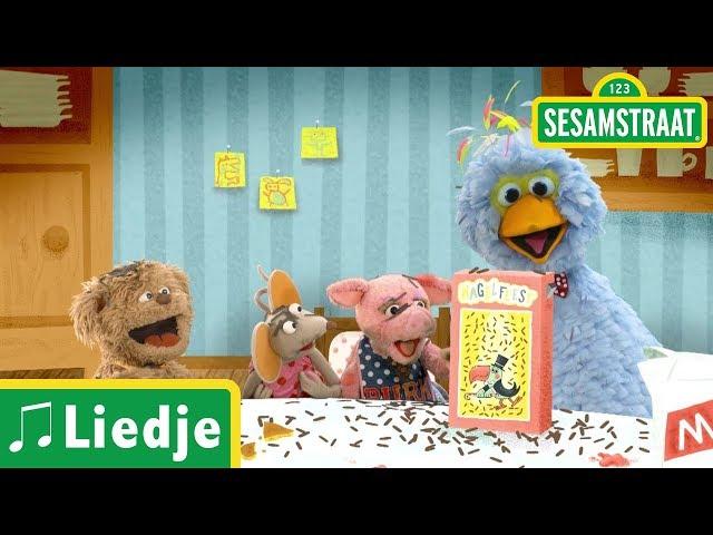 Papagaaitje leef je nog - Kinderliedje - Sesamstraat