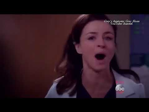 "ᴴᴰ Grey's Anatomy 11x24 Meredith Amelia Argue Fight ""Time ..."