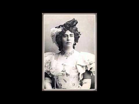 Soprano ANTONINA NEZHDANOVA - Lucia di Lammermoor