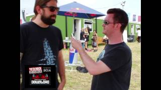 The Black Dahlia Murder interview with TotalRock @Download 2014