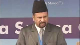 Ahmadiyya : Translation of Japanese Ahmadi Brother at Jalsa Qadian 2009 Day 2 Morning Part 4/4