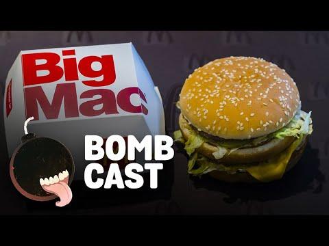 Giant Bombcast 707: Lou Bega NFT