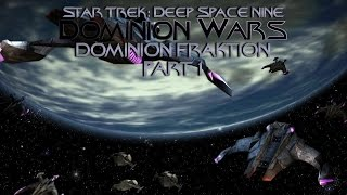 Let's Play Star Trek: Deep Space Nine: Dominion Wars (Dominion) Part 1: Die mit den Wölfen heulen