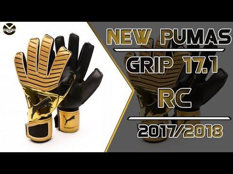 PES 2013 New Gloves Pumas Grip 17.1 RC 2017/2018 HD By DaViDBrAz