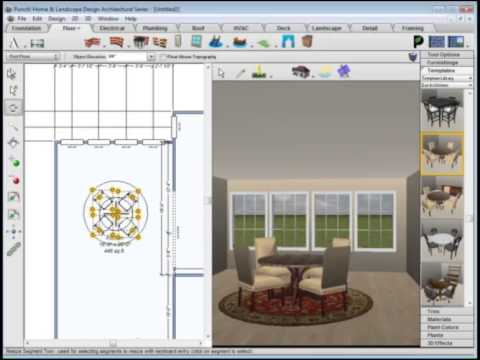 architect 3d quick start tutorial youtube. Black Bedroom Furniture Sets. Home Design Ideas