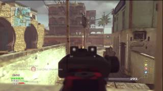 FFA MOAB Seatown MP7
