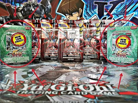Yu-Gi-Oh! Opening 2x Duelist Genesis Special Editions! 5x Raging Tempest Packs!