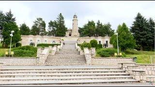 Exclusiv in Romania Incursiune in istoria orasului Campulung Muscel (TVR1)