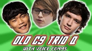 The Old C9 Boys (TrioQ Starring Sneaky, Meteos & Impact)