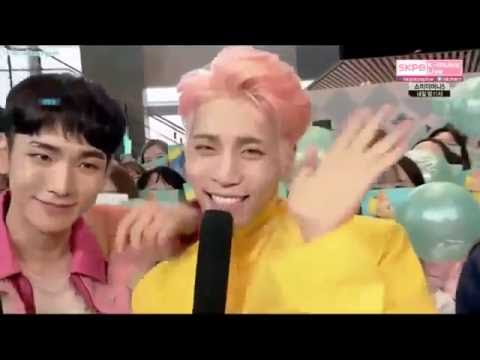 [ENG SUB] 160526 Jonghyun + Key 'She Is' Mini Fanmeet @ MCountDown