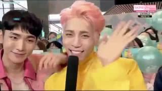 [ENG SUB] 160526 Jonghyun + Key 'She Is' Mini Fanmeet @ MCountDown