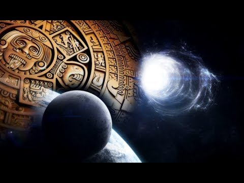 "The Secret Code in the ancient Mayan Calendar ""reveals"" the secrets of the Temporal Portals"