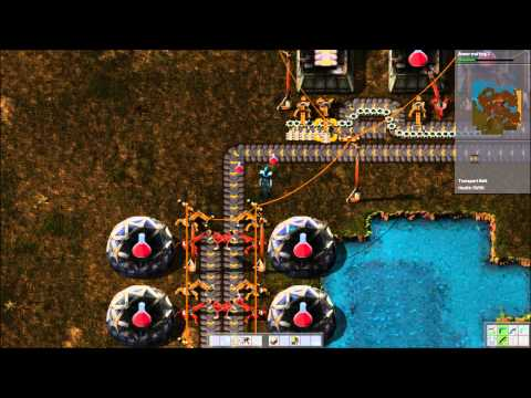 [3] Let's Play Factorio - Tier 1 Science