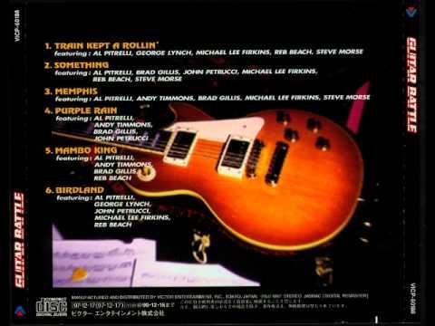 purple rain - Steve Morse, Brad Gillis, John Petrucci, A.