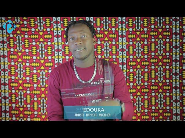 Tek'Art : le rappeur Édouka annonce une bonne nouvelle à ses fans et aux mélomanes