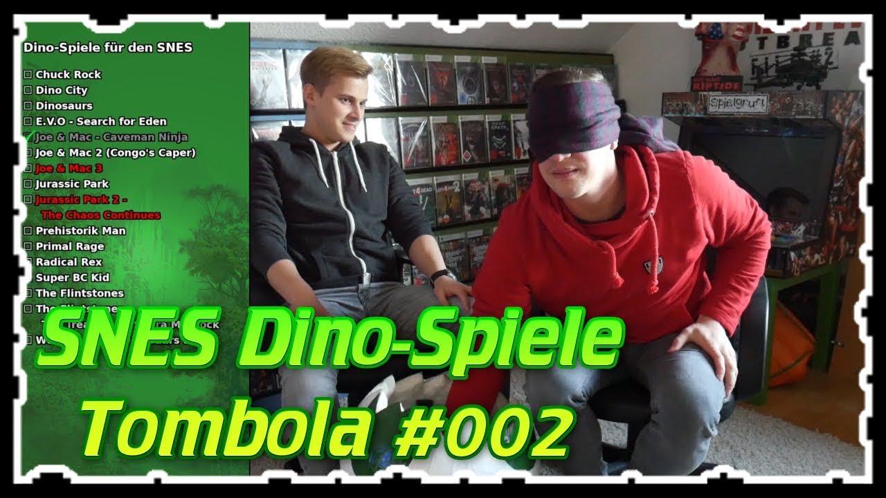 Die Riesen Mega Snes Dino Tombola 002 Youtube