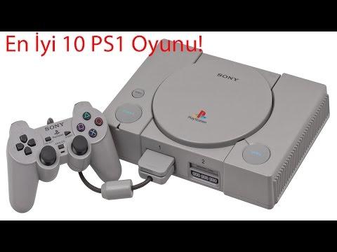 En İyi 10 PlayStation 1 Oyunu!