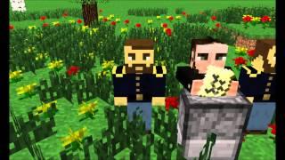 Minecraft Animation -- The Battle of Gettysburg