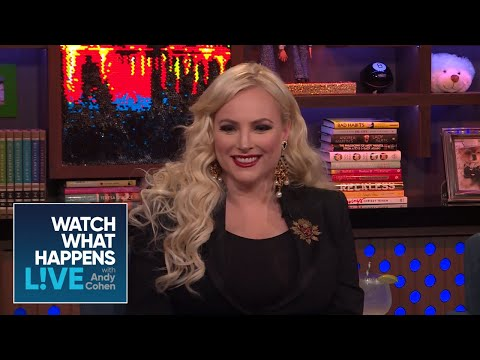 WWHL vs. Meghan McCain Isn't Bothered By Ana Navarro