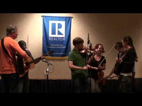 Sally Johnson Jam At 2013 Alabama State Fiddle Championship