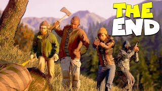 Facing the COALITION - THE ENDING! (State of Decay 2 Gameplay Ending)