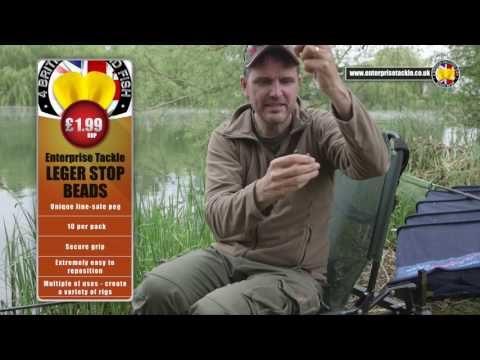 Enterprise Tackle Leger Stop Beads - Create Superb Big Fish Rigs