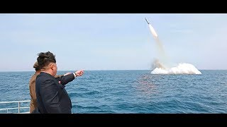 КНДР запустила ракету по США сегодня Новости Видео с корейского телевидения
