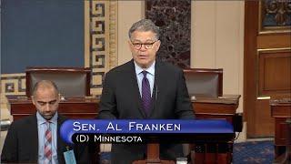 Sen Franken: Dont Sell US Weapons To Saudi Arabia