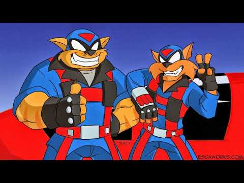 Swat Kats - The Radical Squadron (Fan Tribute w/ Extended Theme)