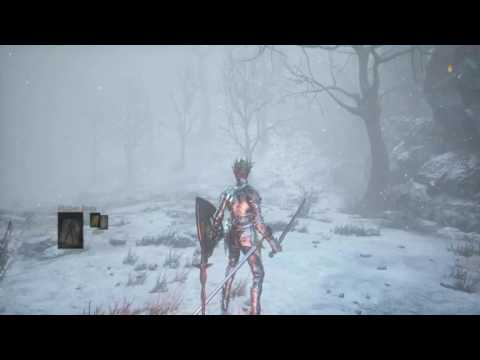 Dark Souls 3 Lady Tittyfiddle Explores The Painted World Of Ariandel