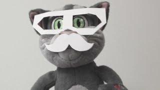 Talking Tom Spoofs Dubstep Hipster Cat