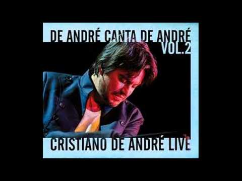 De André canta De André vol 2   La canzone dell'amore perduto