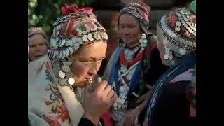 1970г. Марийская свадьба в дер. Немецсола. Изи Кугунур. Моркинский район. Марий Эл