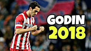 Diego Godin 2018 -Defending Skills & Tackles 2018 | HD