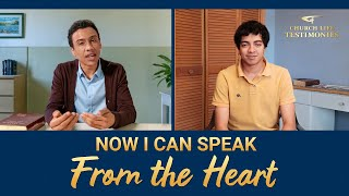 "2021 Christian Testimony Video | ""Now I Can Speak From the Heart"" Based on a True Story"