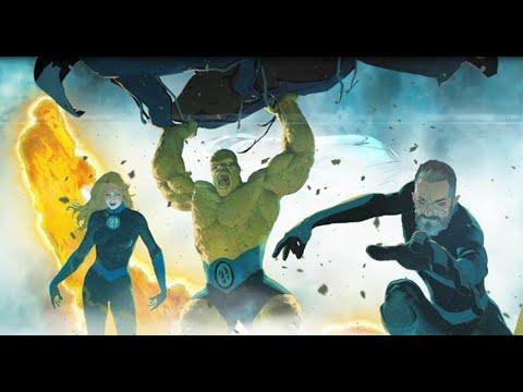 THE RETURN OF THE FANTASTIC FOUR – Fantastic Four #1 Launch Trailer