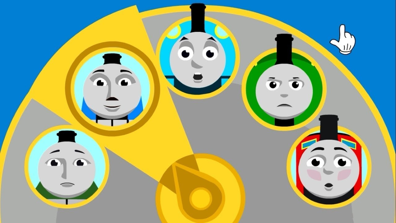 Thomas And Friends Many Moods Video HD - Cartoon For Kids Thomas ...