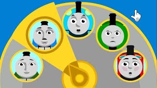 Thomas And Friends Many Moods Video HD - Cartoon For Kids Thomas The Tank Engine